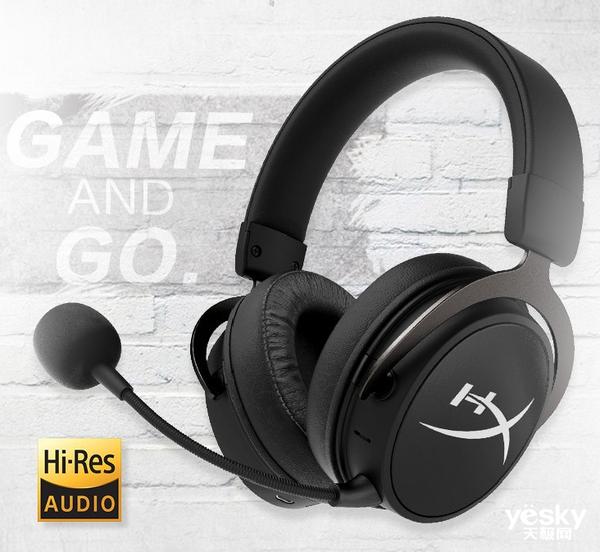 HyperX Cloud Mix天际蓝牙游戏耳机售价999元