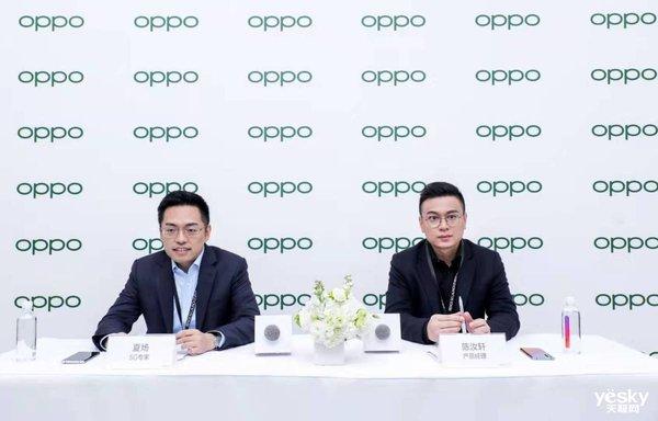 OPPO Reno3系列群访:厚积薄发5G视频手机 轻薄时尚追求极致