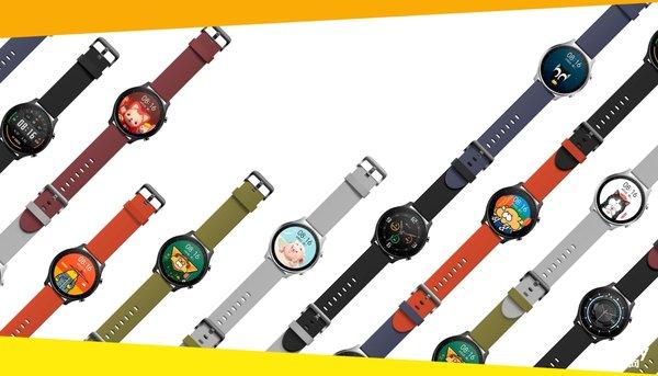 定价799元,小米手表Color正式上架