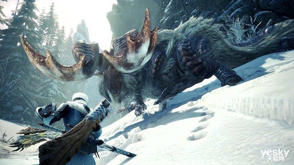 等得我花儿都谢了,《怪物猎人:冰原》PC版终于来了!