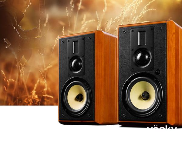 高端书架电声音箱:惠威M3AMKII售5999元