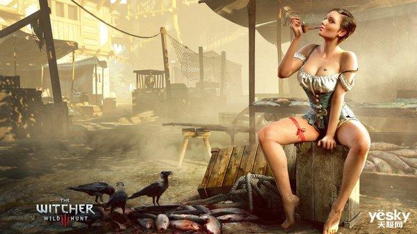 经典重温热潮,《巫师3》steam同时在线峰值突破十万大关
