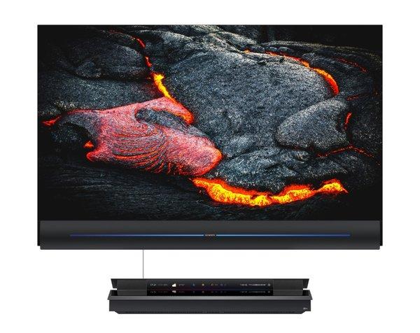 创维CES2020新品发布会  两款高端系列电视引发视觉革命