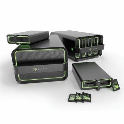 希捷在CES 2020发布Lyve Drive数据移动系统,激活数据圈