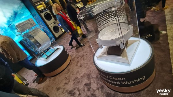 CES2020:TCL冰洗以创新科技 缔造舒适美好生活