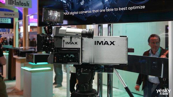 """在CES现场进入""""IMAX影院""""看大片感觉怎么样?"""