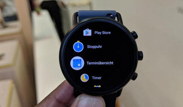 加入Gen 5功能 Skagen新一代智能手表亮相CES