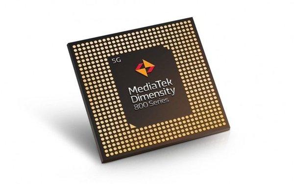 联发科天玑800 5G芯片发布 定位中高端上半年入市