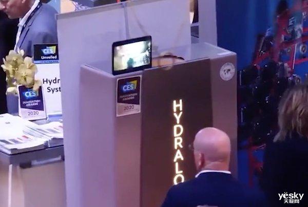 售价4000美元 Hydraloop水循环装置获CES创新奖