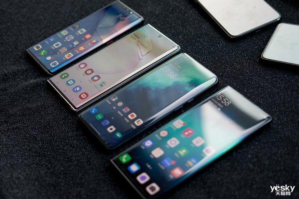 2019年度旗舰手机横屏(设计篇):低调耐看才是美