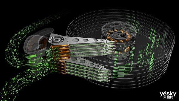 腾讯云在中国率先引入希捷银河2X14 MACH.2双磁臂硬盘