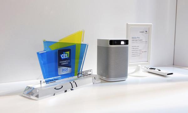 打破常规创新前行 极米再获两项CES创新大奖
