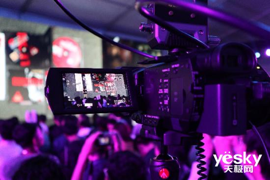 2020年企业级直播优选 索尼FDR-AX700实战体验