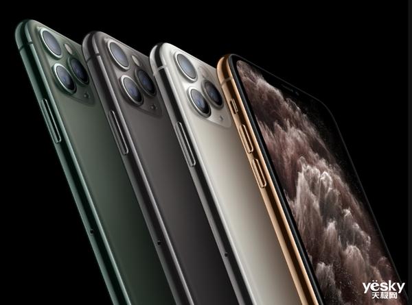 新iPhone或将比iPhone11薄10% 搭载更大传感器