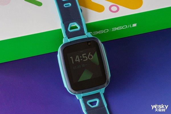 360儿童手表SE5评测:4G守护孩子安全