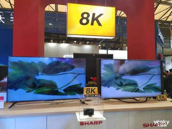 8K分辨率春晚 它能拉动8K电视普及吗?