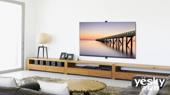 智能电视的一个新技术:智慧双屏幕