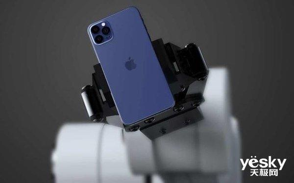 外媒:苹果公司将通过iPhone 12再造流行色:海军蓝