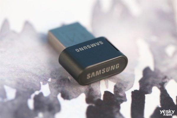 轻捷疾速短小精悍 三星闪存盘FIT Plus 64GB体验