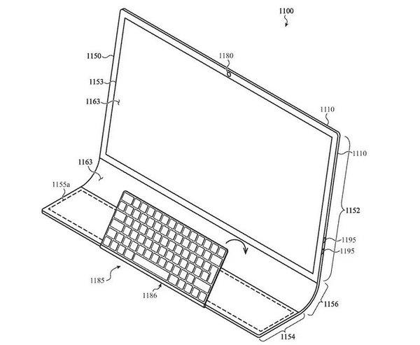 苹果新专利:使用一整块玻璃制造iMac