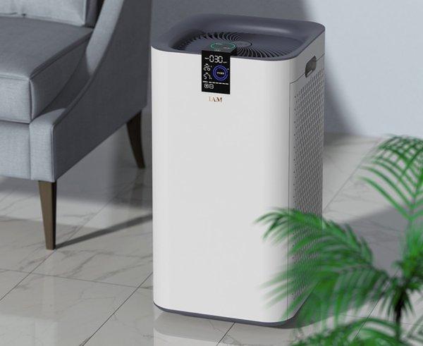 """春节""""宅""""家战疫情 改善室内空气环境净化器建议这样开"""