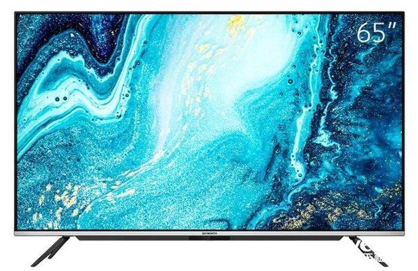 AIoT声控智慧屏 创维65A5电视3799元