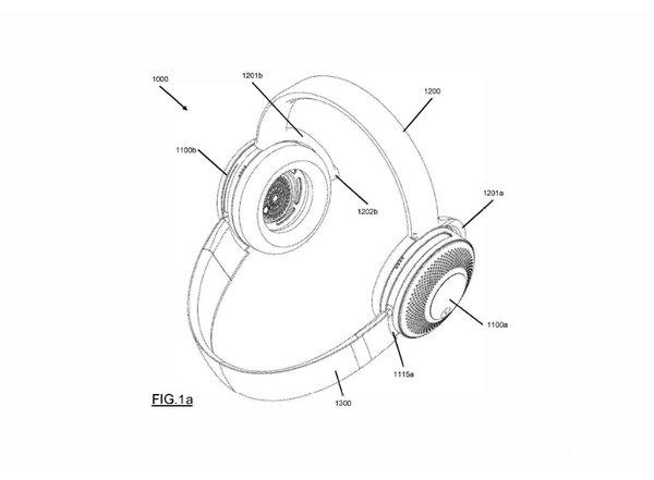 """戴森为""""耳机+空气净化""""设备申请专利"""