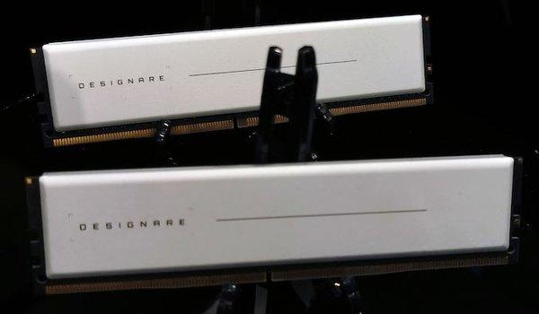 技嘉推出单条32GB的Designare高性能内存