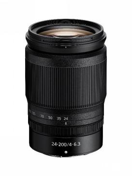 尼康发布 尼克尔Z 20mm f/1.8 S和尼克尔Z 24-200mm f/4-6.3