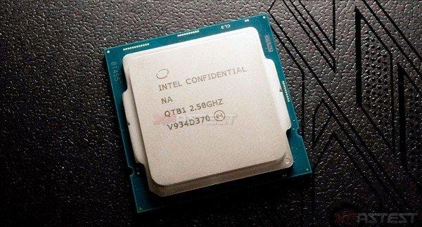 英特尔酷睿i9-10900首露真容:65W的TDP值得期待