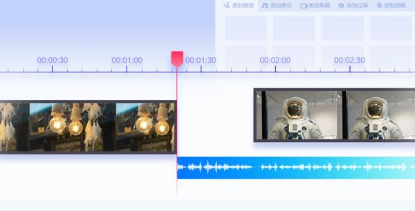 如何�o��l添加�V�R,分分�成就大片效果��Z音