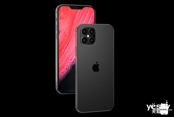 新款iPhone12或将搭载全新A14处理器 5G版售价更高