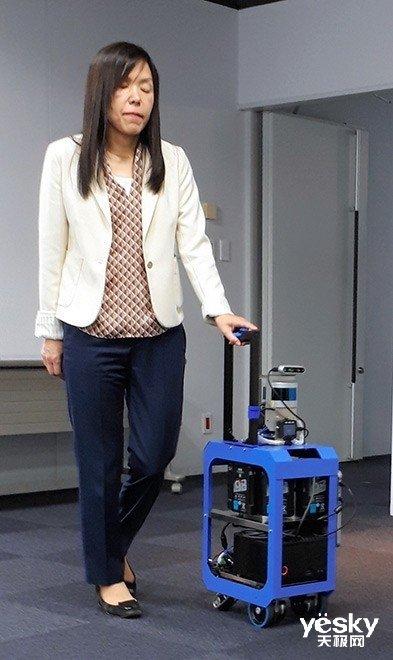 视障碍人士福音 IBM将利用人工智能研发向导机器人