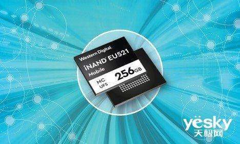 西部数据为5G时代的移动应用强势赋能