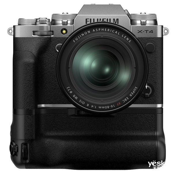 FUJIFILM X-T4旗舰款无反相机,满足专业人士的创作渴望