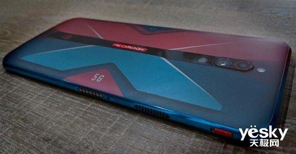 红魔也为2020准备骁龙865游戏手机