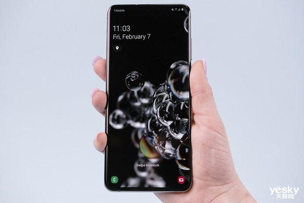 Galaxy S20这块屏幕将被iPhone12采用甚至超越