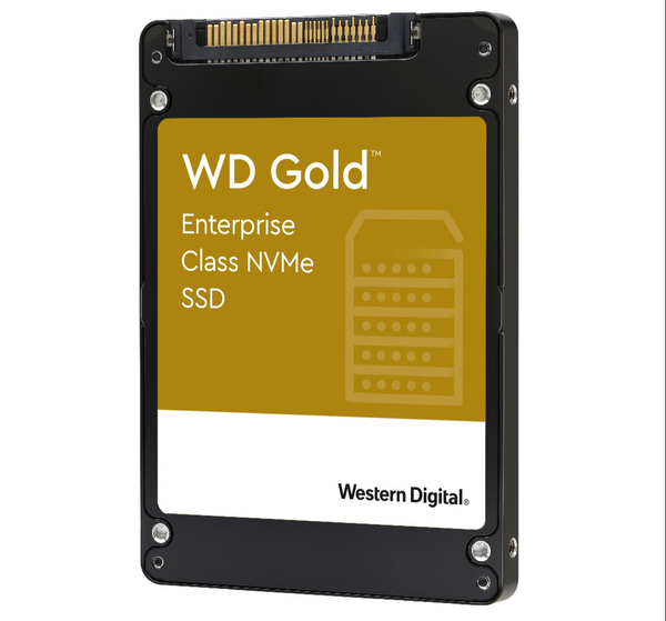 西部数据新款WD Gold NVMe SSD助力中小企业向NVMe转换