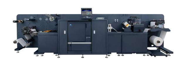 柯尼卡美能达标签数字印刷系统AccurioLabel系列出货量创500台!