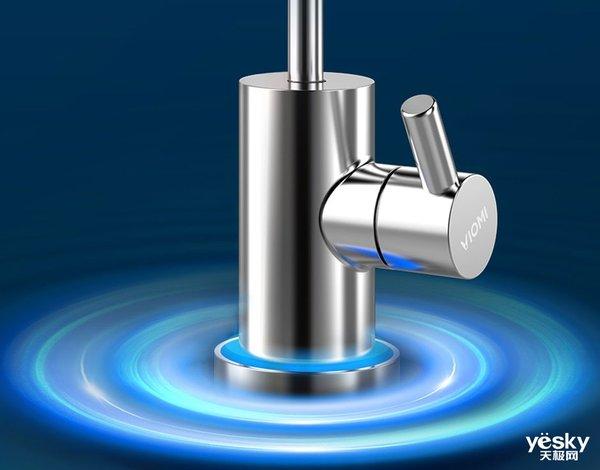 大通量低废水 云米净水器S2升级到600G大通量