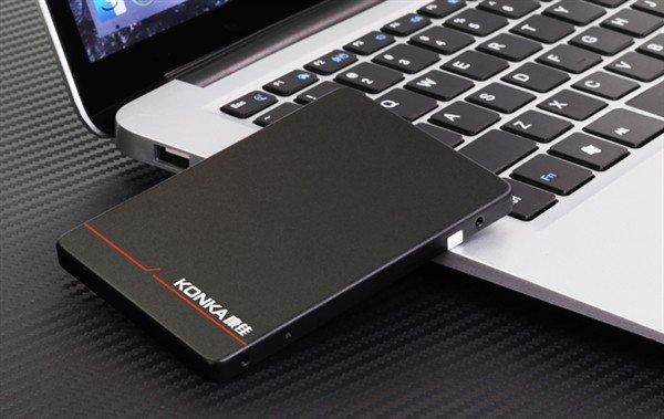康佳科技圈跨界开卖固态硬盘:神秘主控+全SATA通道布局