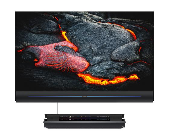 创维W81电视酷炫双息屏为智能家居生活带来更多玩法