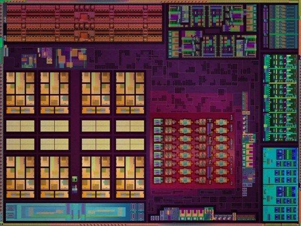 AMD公开锐龙4000U/H系列APU核心内部设计