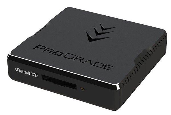 ProGrade推出雷电3接口的XQD读卡器