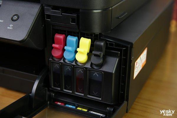居家办公、宅家学习量身定制,Brother DCP-T510W喷墨一体机评测