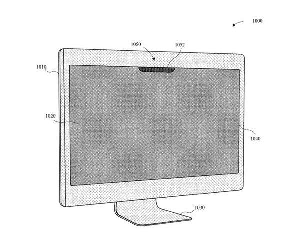 苹果新专利显示:Face ID将被整合到Mac电脑中