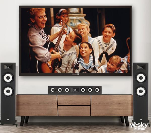 尽享精彩影音人生,你差一套JBL STAGE系列家庭影院系统