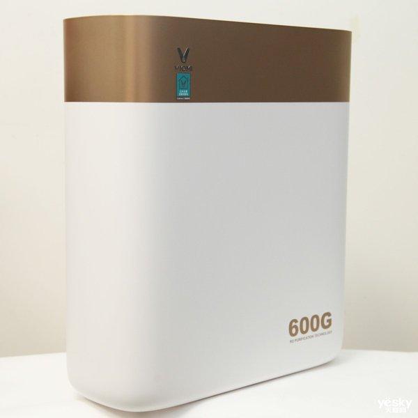 8秒一杯水 云米互联网净水器S2 600G