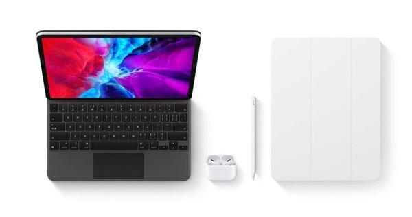 2020款iPad Pro没有U1超高带宽芯片