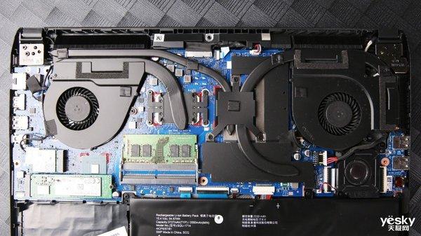 开小拆:雷神911绝地武士10mm散热管究竟有多给力?